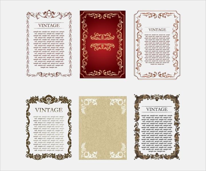 vintage-frames-vector