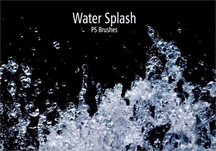 water-splash-brushes
