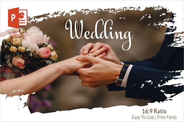 Wedding Powerpoint Presentation Samples Isla Nuevodiario Co