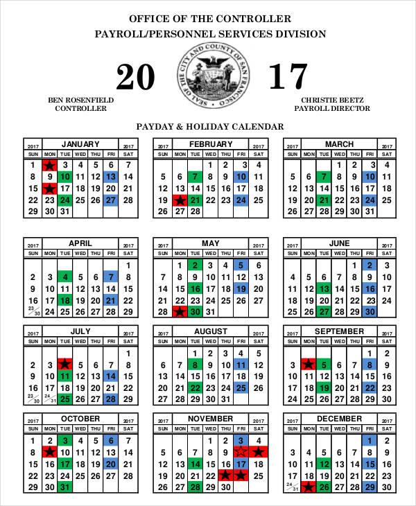weekly calendar2