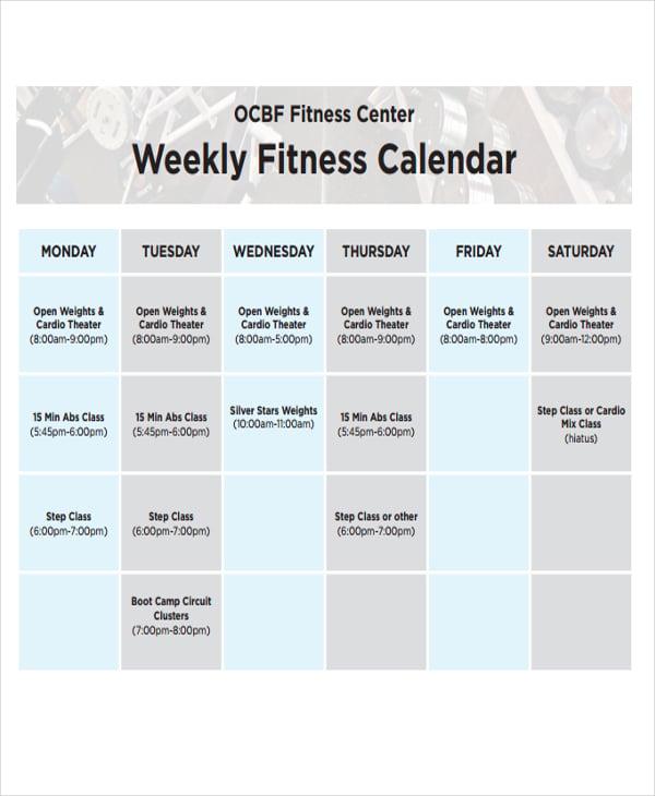 weekly calendar3