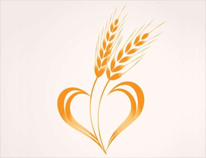 wheat-heart