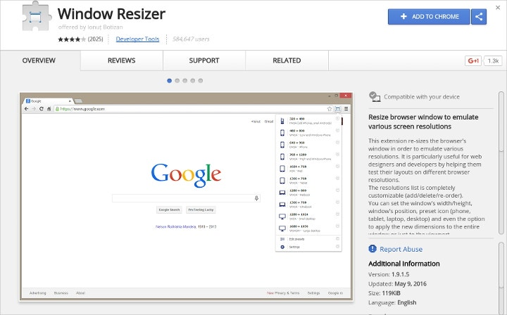 window-resizer