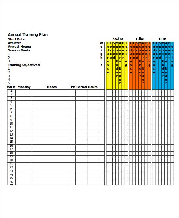 25+ Schedule Templates In Excel