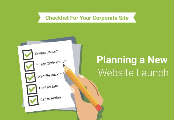 checklist-for-your-corporate-website