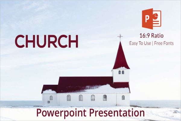Church PowerPoint Template