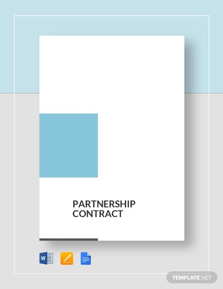 partnership contract3