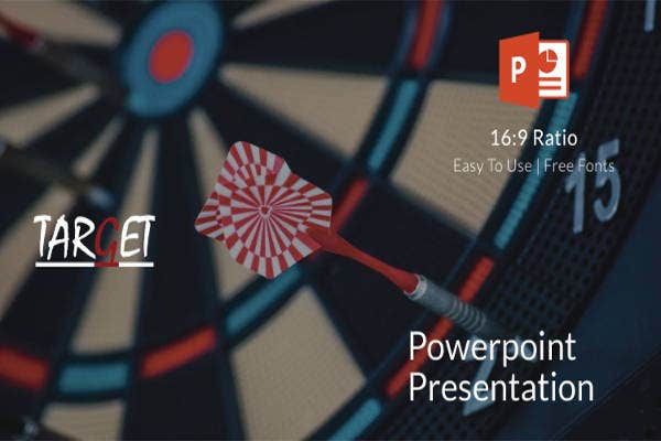 PowerPoint Slide Template