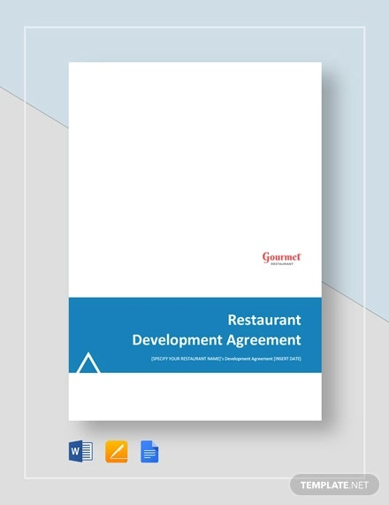 restaurant development