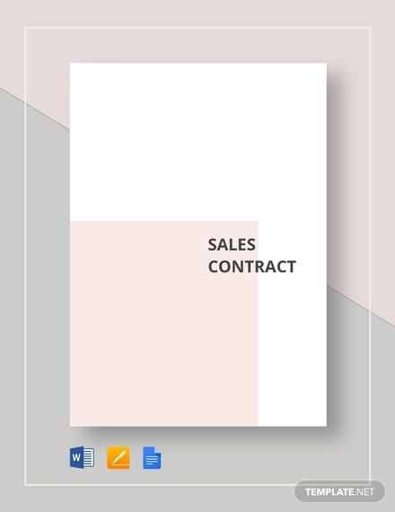 sales contract4