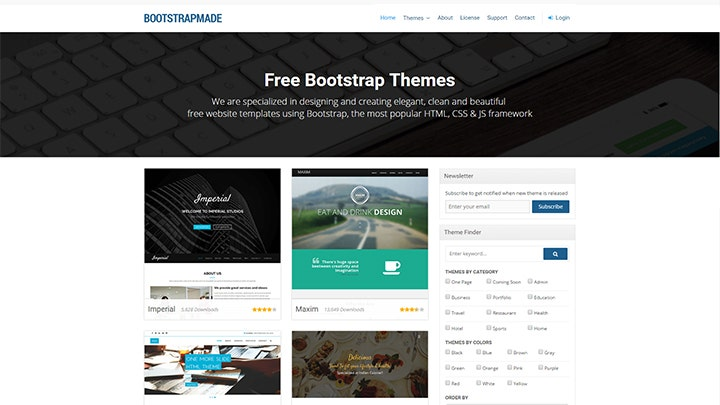 web-design-templates-boostrapmade