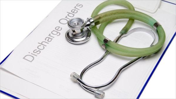 12 medical order forms