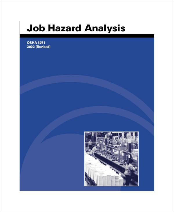 analysis for safety hazard