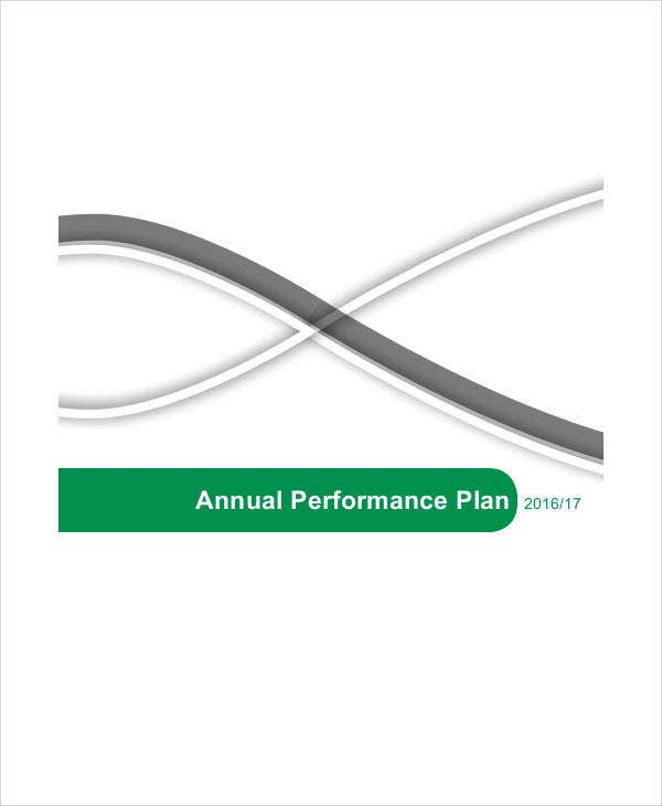 Performance Plan Templates  Free Sample Example Format Download