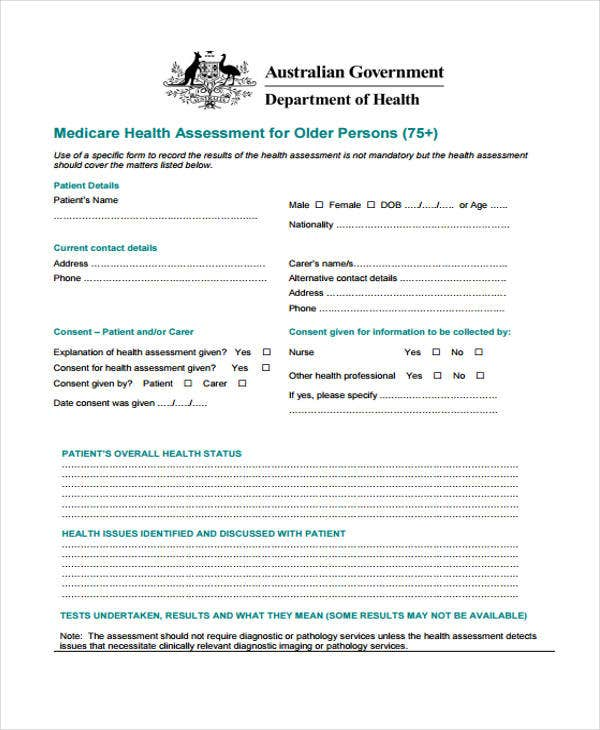 medical needs assessment of persons with Ncd undertook the current state of health care for people to the health care needs of people on health care for people with disabilities.