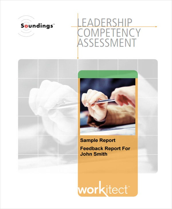 assessment for leadership competency1