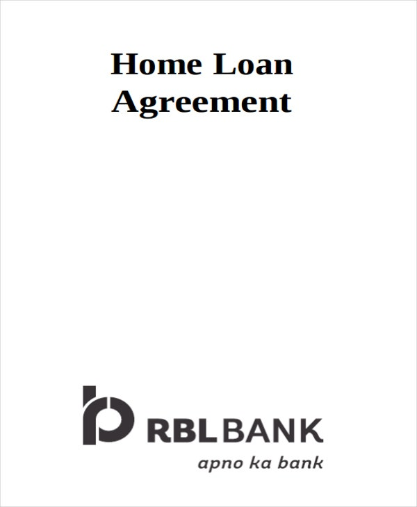 bank home loan