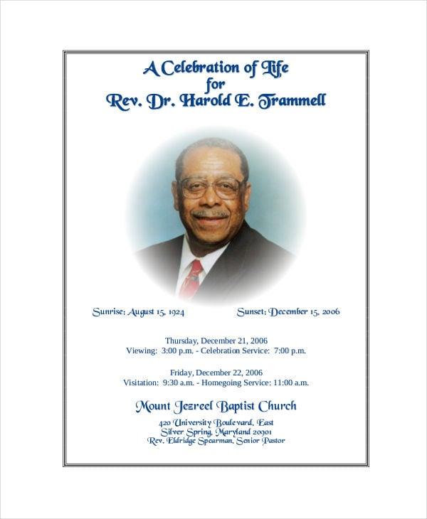 baptist obituary