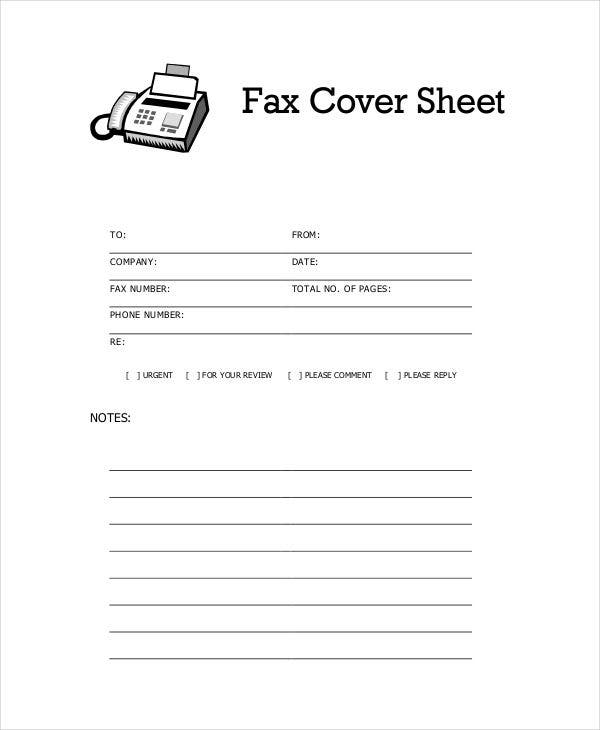 35 free sheet examples