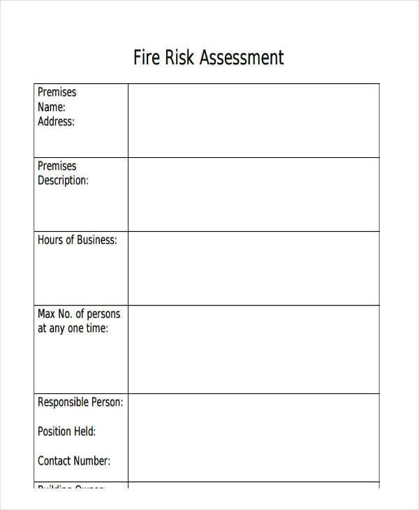 Risk Assessment Form Template Datariouruguay. Risk Assessment Form A To Z Free Printable Sle Forms. Worksheet. Crm Worksheet For Land Navigation At Clickcart.co