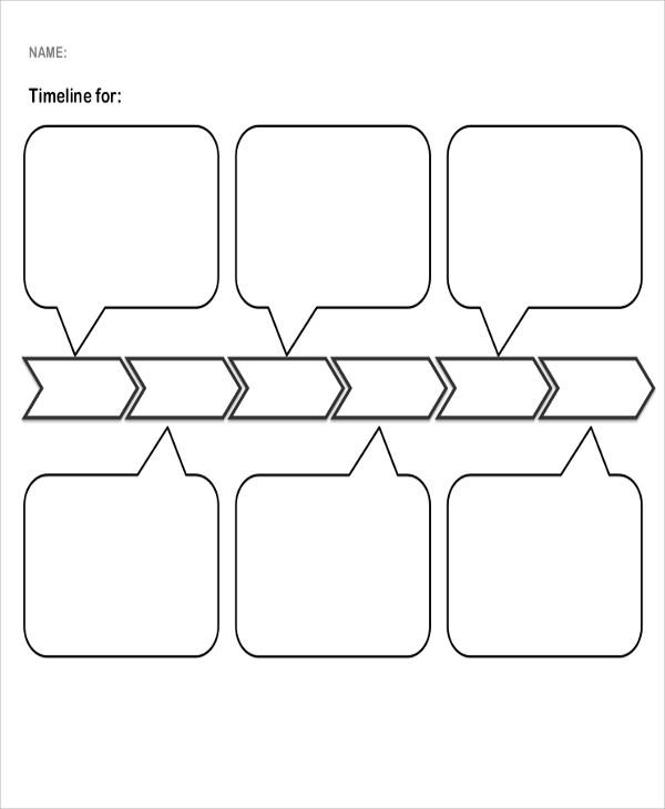 42+ Free Timeline Templates | Free & Premium Templates