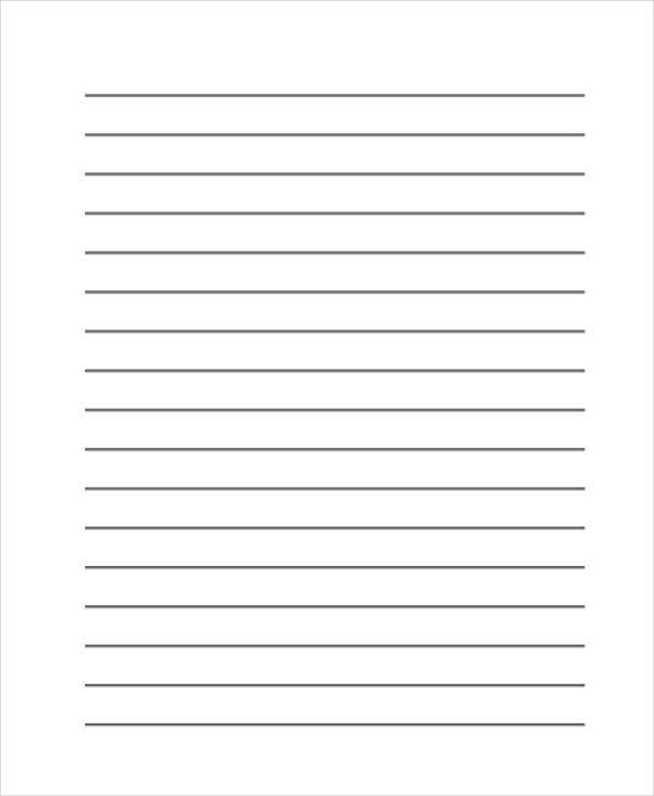 bold lined graph paper