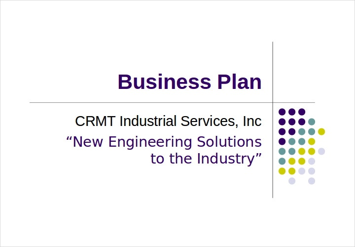 business service plan
