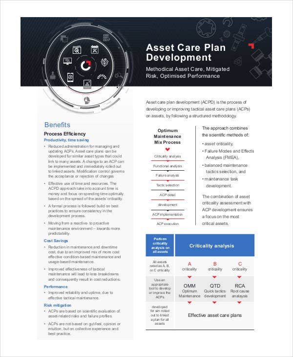 care plan development