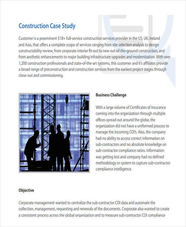 case study for construction project2