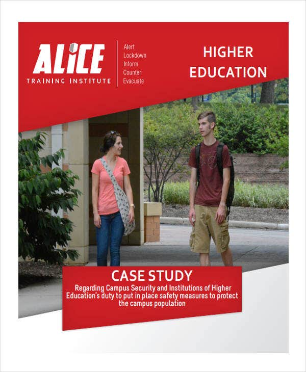 case study for higher education