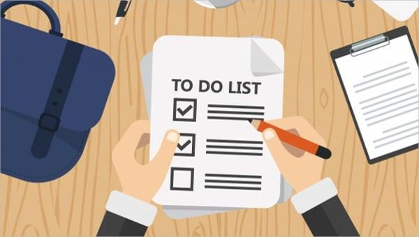checklisttemplatesinpdf