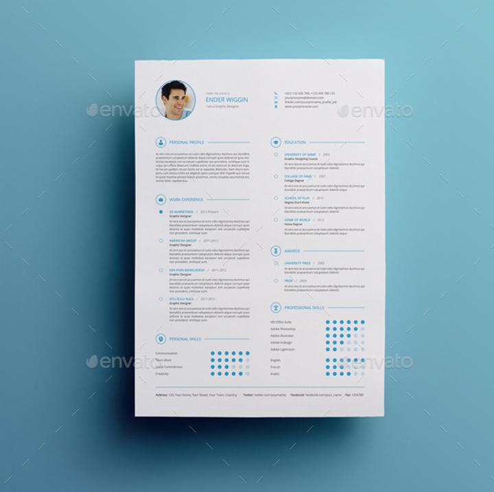 clean-modern-resume