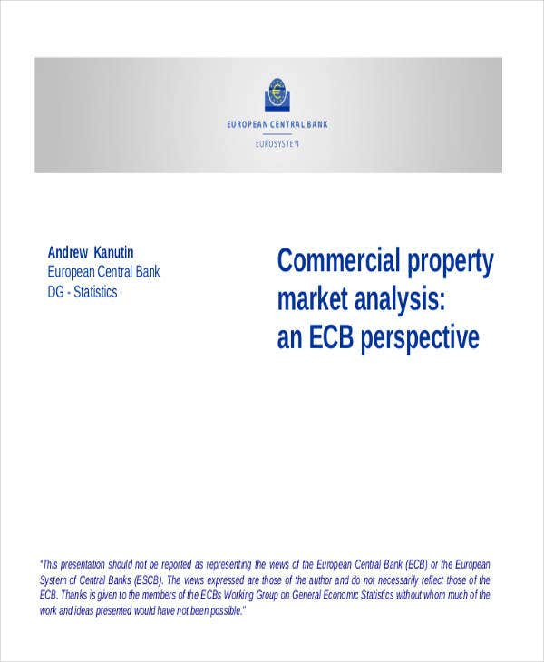commercial property market analysis