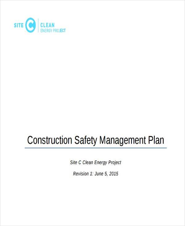 construction safety management plan1