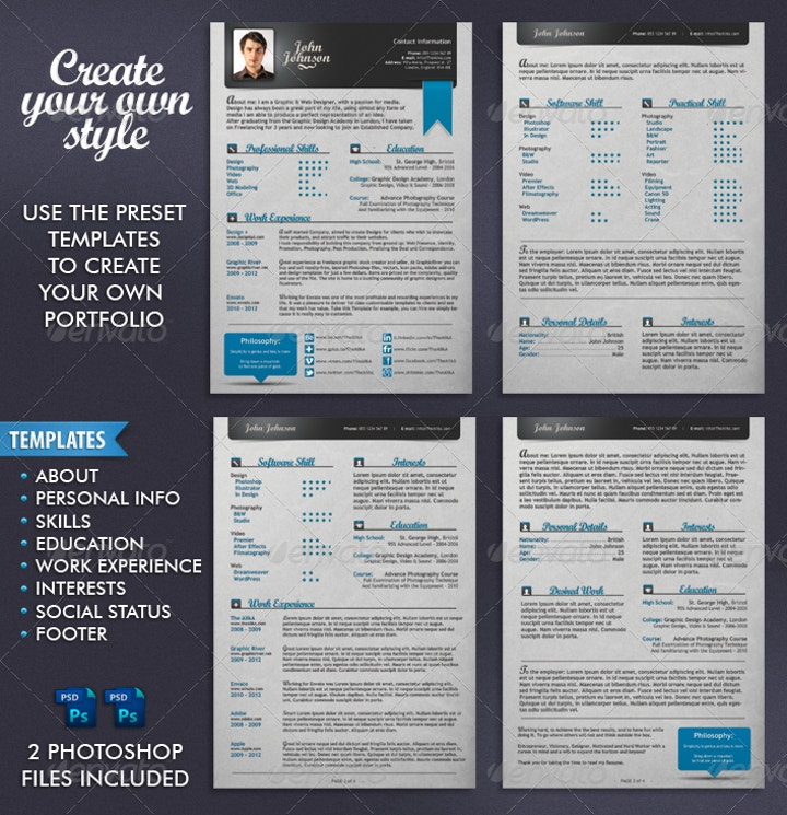 corporate professional resume