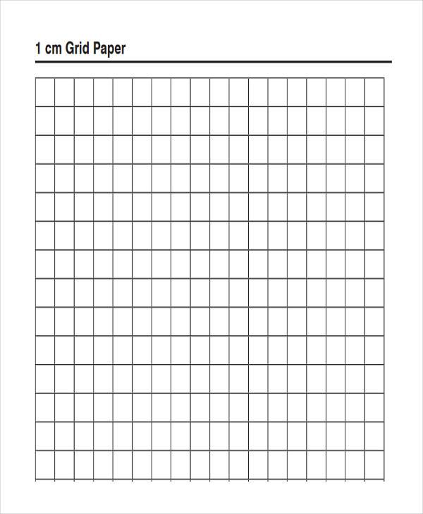 dark lined grid paper