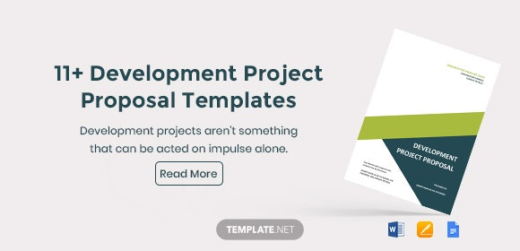 11 Development Project Proposal Templates Word Pdf Pages Google Docs Free Premium Templates