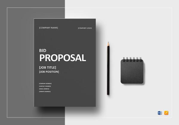 editable-bid-proposal-template