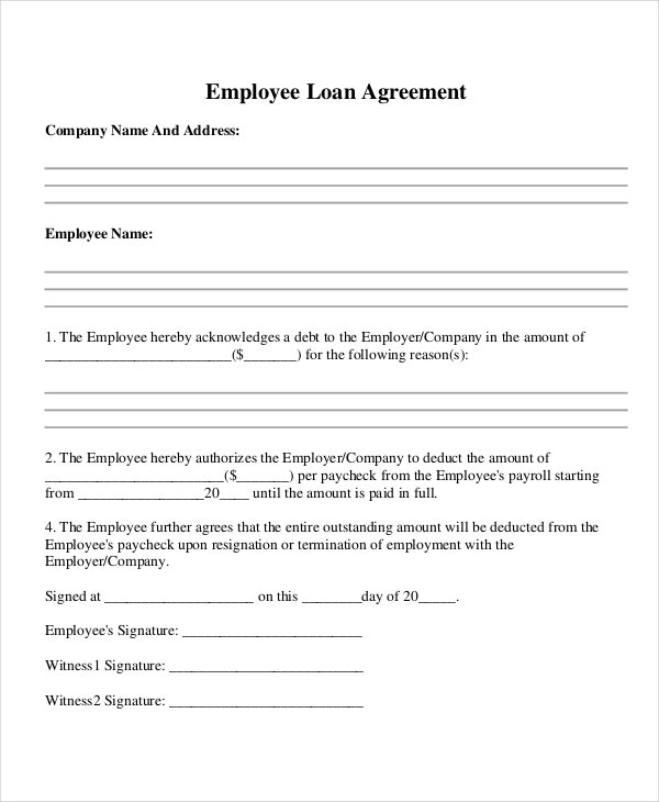 39  basic agreement forms