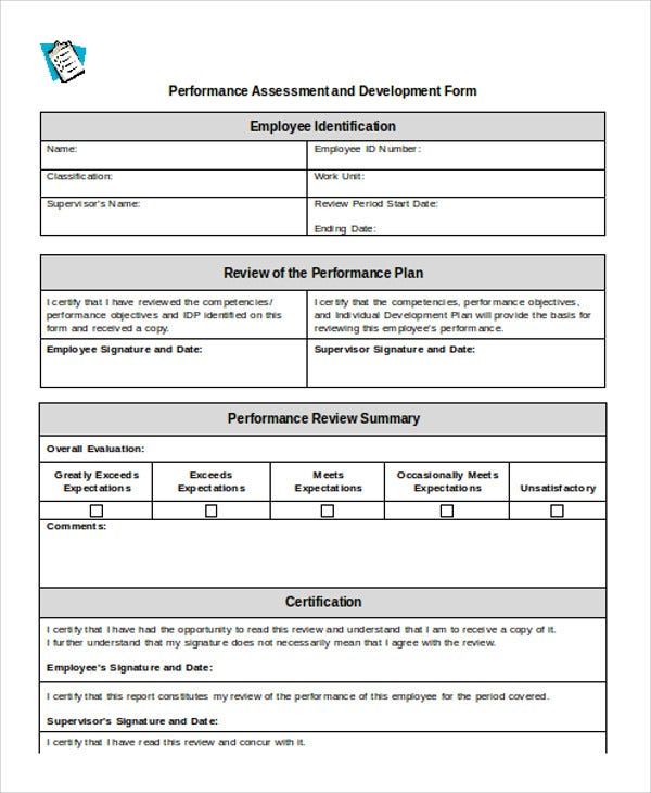 employee performance assessment2
