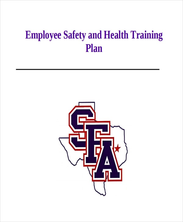 employee safety training plan2