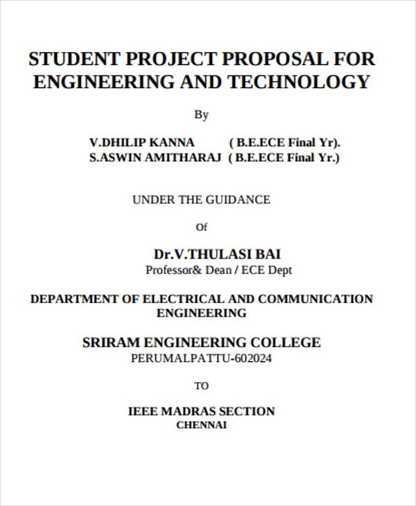 engineering student project proposal1