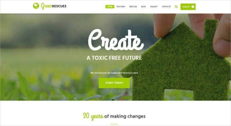 environment-protection-theme