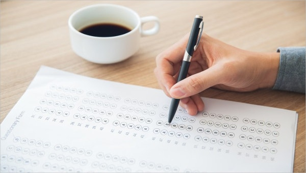 evaluation sheet templates word pdf