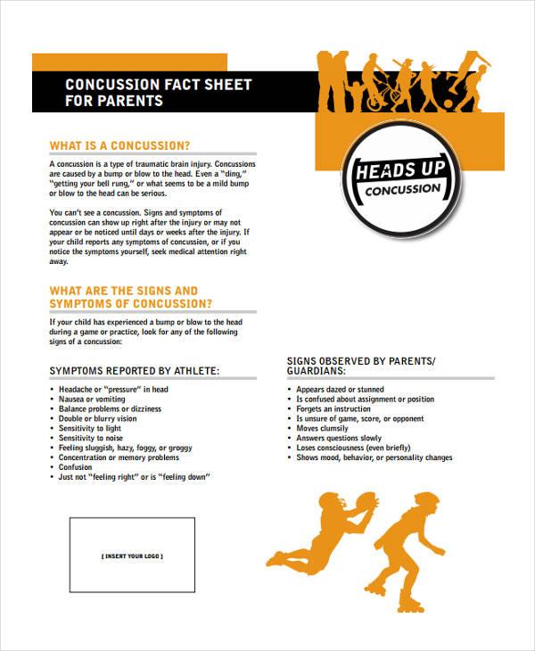 fact sheet parents