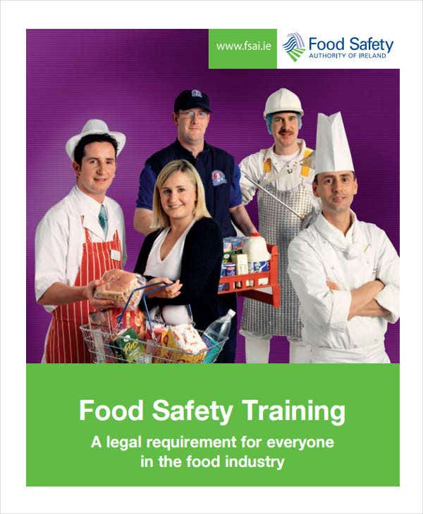 food safety training plan4
