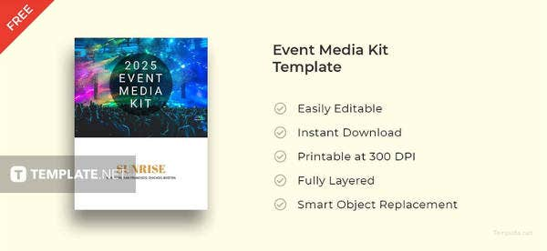 free-event-media-kit-template