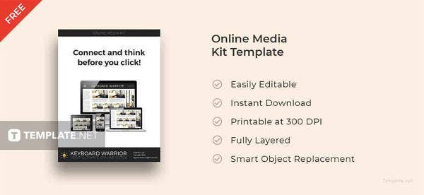 free-online-media-kit-template
