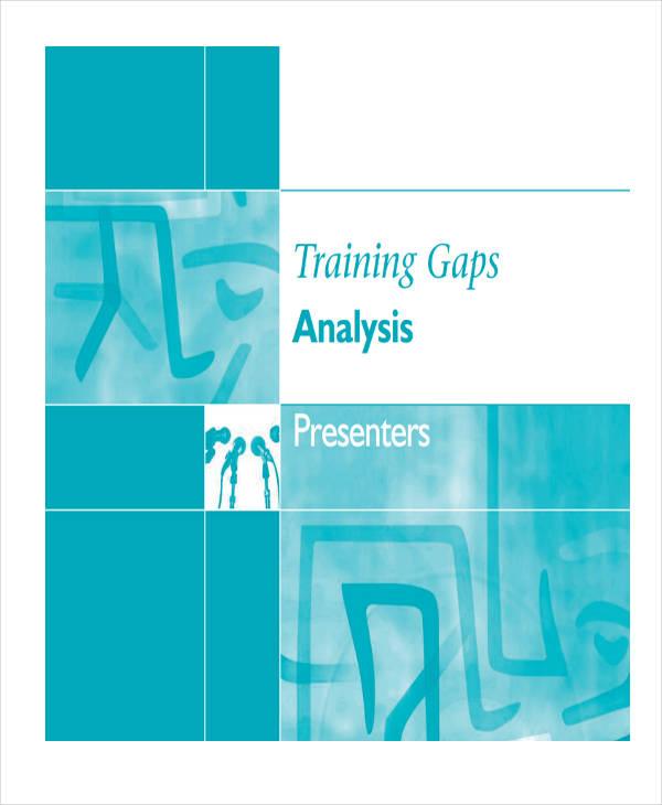 free training gap analysis