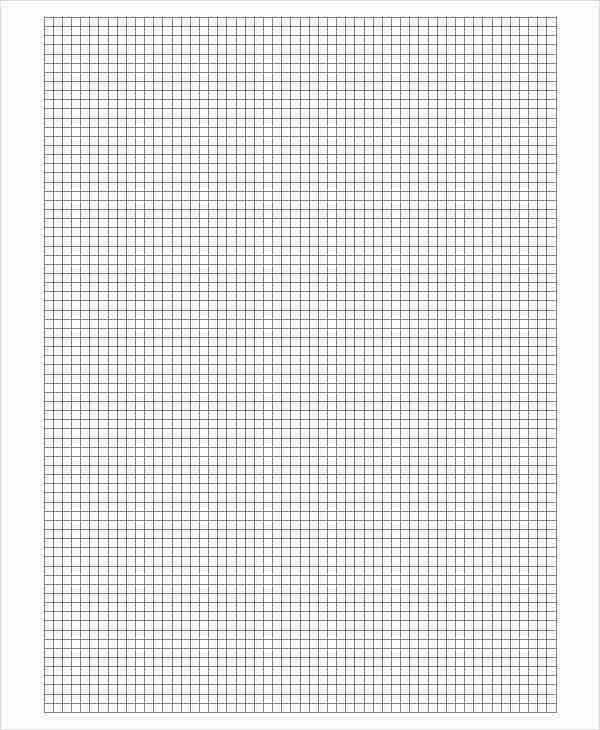 printable graph paper templates 10 free samples examples format